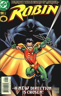 Robin 100 cover