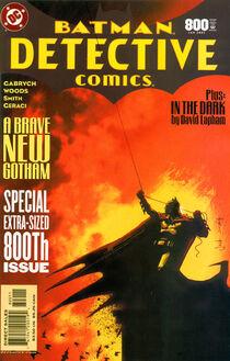 Detective Comics -800 00