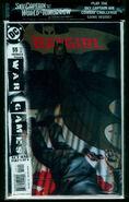 Batgirl 55 polybag cover