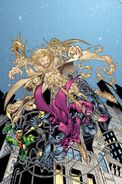 YOUNG JUSTICE 30 Todd Nauck and Larry Stucker