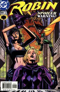Robin 104 cover