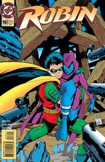 Robin 16 cover