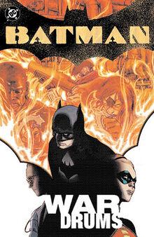 Batman War Drums TPB