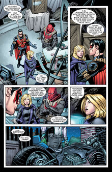 Batman & Robin Eternal (2015-) 004-018