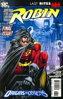 Robin 183 Cover