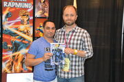 Bryan Q. Miller Phoenix Comic Con 2014