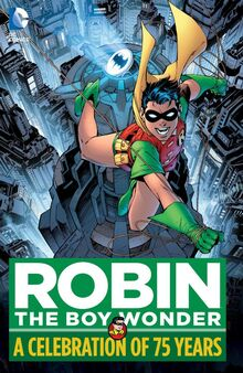 Robin 75 years cover