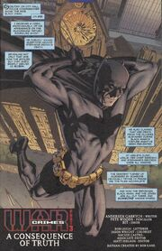 Detective comics 810 page 3