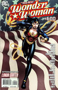 Wonder Woman 600D Cover