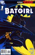 Batgirl 1 variant