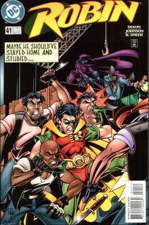 Robin 41 cover