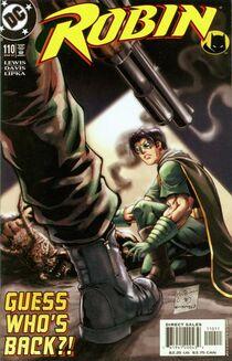 Robin 110 cover