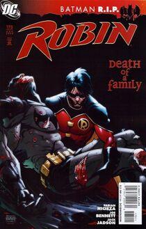 Robin 175 Cover