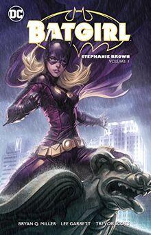 Steph Batgirl vol 1 cover