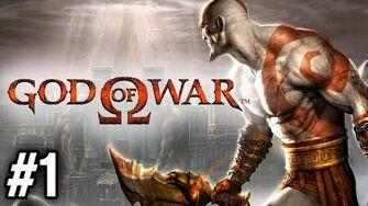 Stephen Plays God of War 1
