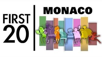 Monaco What's Yours Is Mine - First20