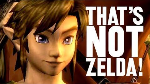 THAT'S NOT ZELDA!