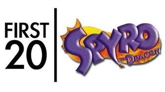 Spyro the Dragon - First20