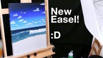Brand New Easel • 8.7