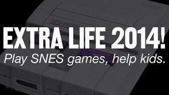 Extra Life 2014! (Day 1772 - 10 1 14)