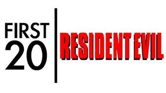 Resident Evil - First20