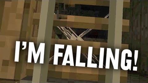 I'M FALLING!