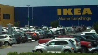 Return to Ikea (Day 613 - 7 30 11)