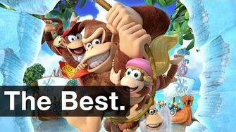 Tropical Freeze is Probably the Best Donkey Kong Country Ever Made • 9.9