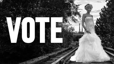 Vote for Jarrett (Day 1470 - 12/3/13)