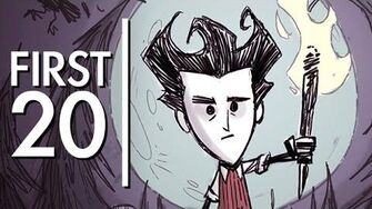 Don't Starve - First20