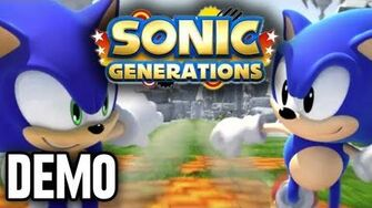 Sonic Generations - Demo Fridays-0