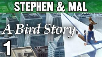 """A Bird Story 1 - """"Paper Planes"""""""