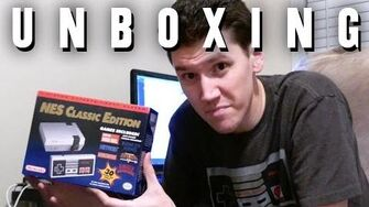 NES Classic Edition Unboxing • 11.15