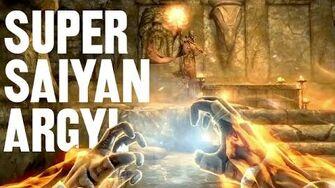 Super Saiyan Argyl