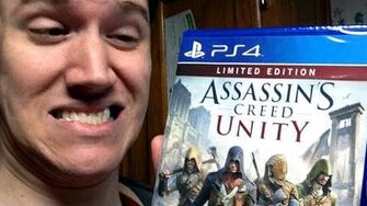 Assassin's Creed Unity (Day 1811 - 11 9 14)