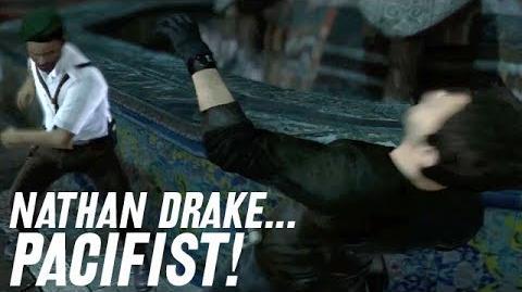 "Nathan ""Pacifist"" Drake"