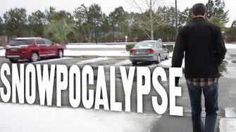 Snowpocalypse (Day 1528 - 1 30 14)