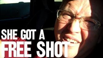 She Got A Free Shot (Day 676 - 10 1 11)