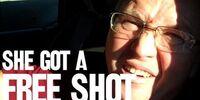 She Got A Free Shot (Day 676 - 10/1/11)