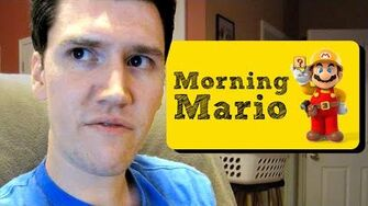 Give Morning Mario a Review (Day 2144 - 10 8 15)