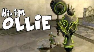Hi, I'm Ollie!