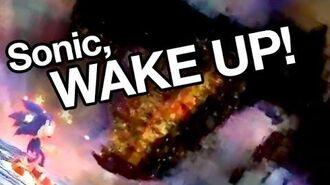 Sonic, WAKE UP!