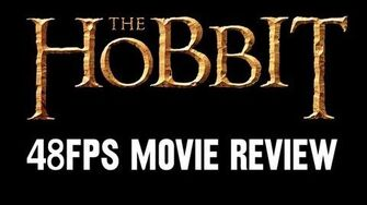 Hobbit in 48fps Review (Day 1121 - 12 19 12)