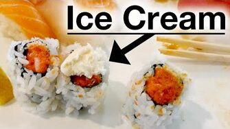 Ice Cream on my Spicy Tuna? • 6.2