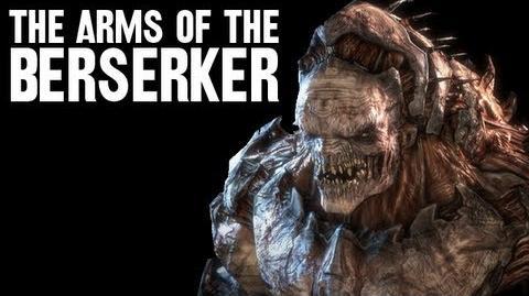 Arms of the Berserker