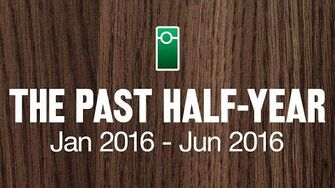 The Past Half-Year 13 • 6.30