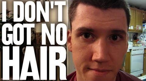I Don't Got No Hair (Day 919 - 5 31 12)