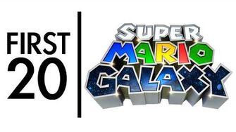 Super Mario Galaxy - First20