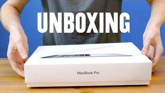 Unboxing The New 2016 MacBook Pro • 11.28