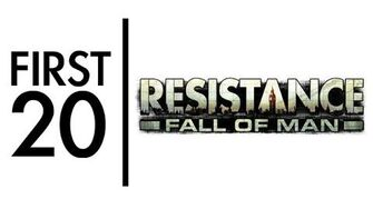 Resistance Fall of Man - First20